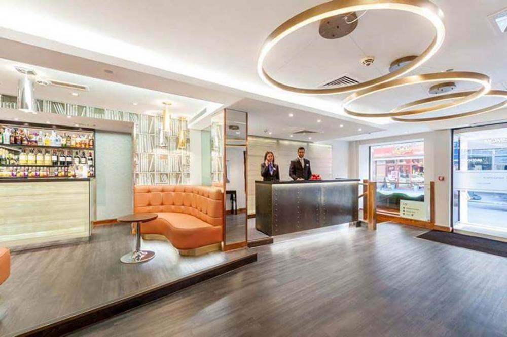 Mercure London Paddington Hotel | 4 Star Paddington Hotel - reception