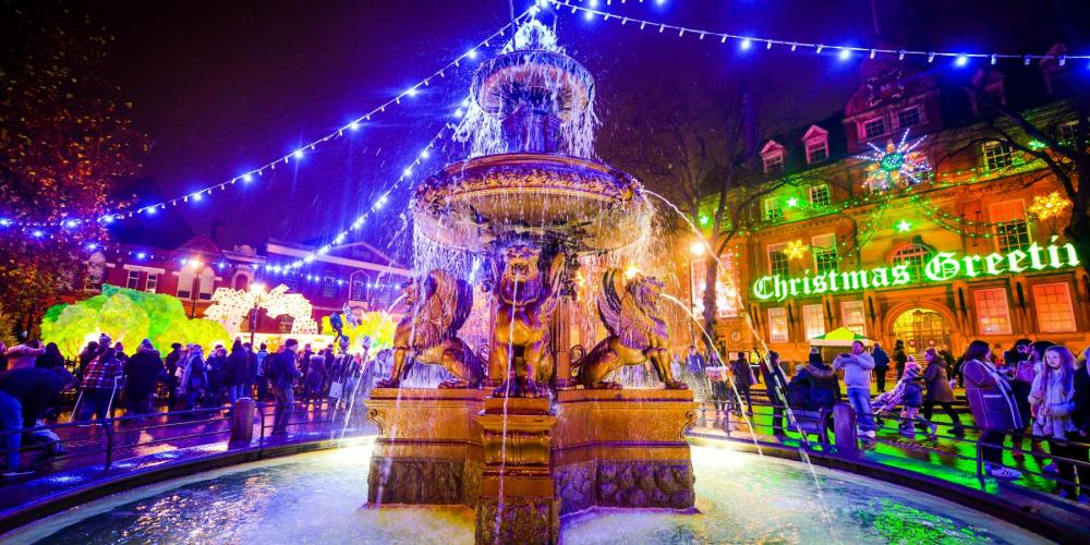 Christmas Festive in Leicester